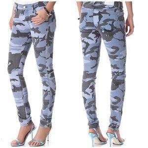 Elizabeth & James Debbie Camo Jeans 24 OO1130